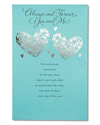 hallmark mahogany birthday greeting card for wife