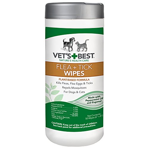 Vet S Best Flea And Tick Home Spray For Cats 32 Oz Usa
