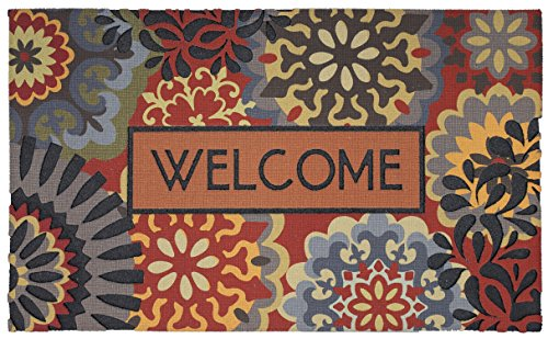Mohawk Home Free Flow Artifact Panel Printed Rug 1 8 215 2 10