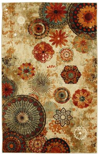 Mohawk Home Free Flow Artifact Panel Printed Rug 1 8 215 2 10