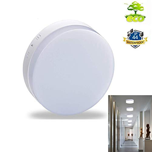 Ultra Bright 7w 12w Led Ceiling Wall Light Flush Mounted: Surface Mount Led Ceiling Light-18W Round Flat LED Ceiling