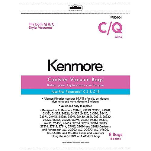 Envirocare Foam Filters To Fit Kenmore Sears Progressive